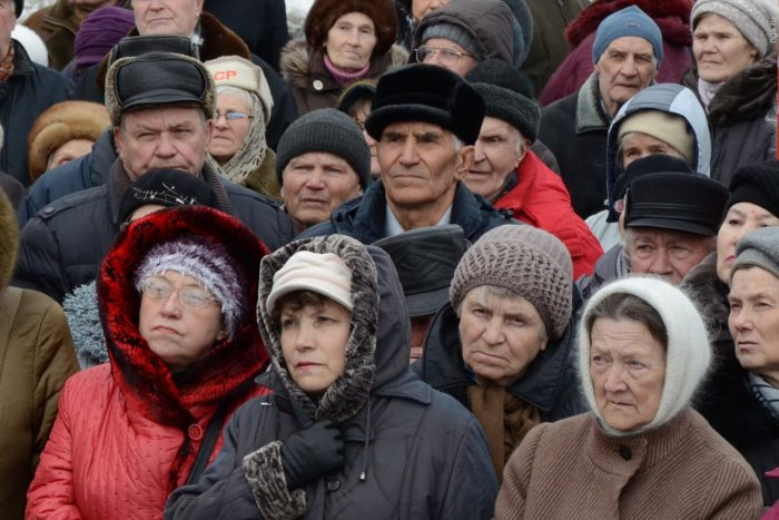 новое повышение пенсионного возраста