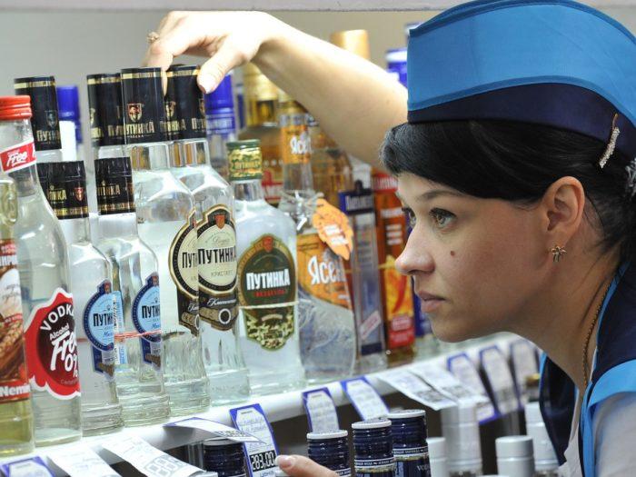 самые плохие марки водки в россии