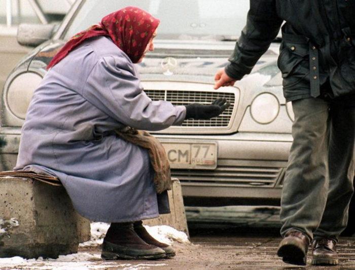 россияне стали беднее