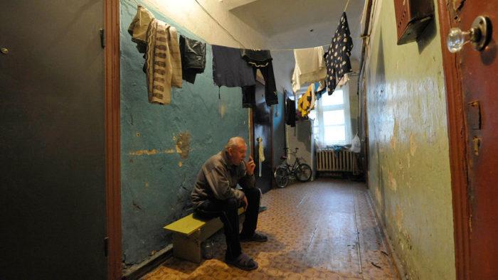бедные люди в россии