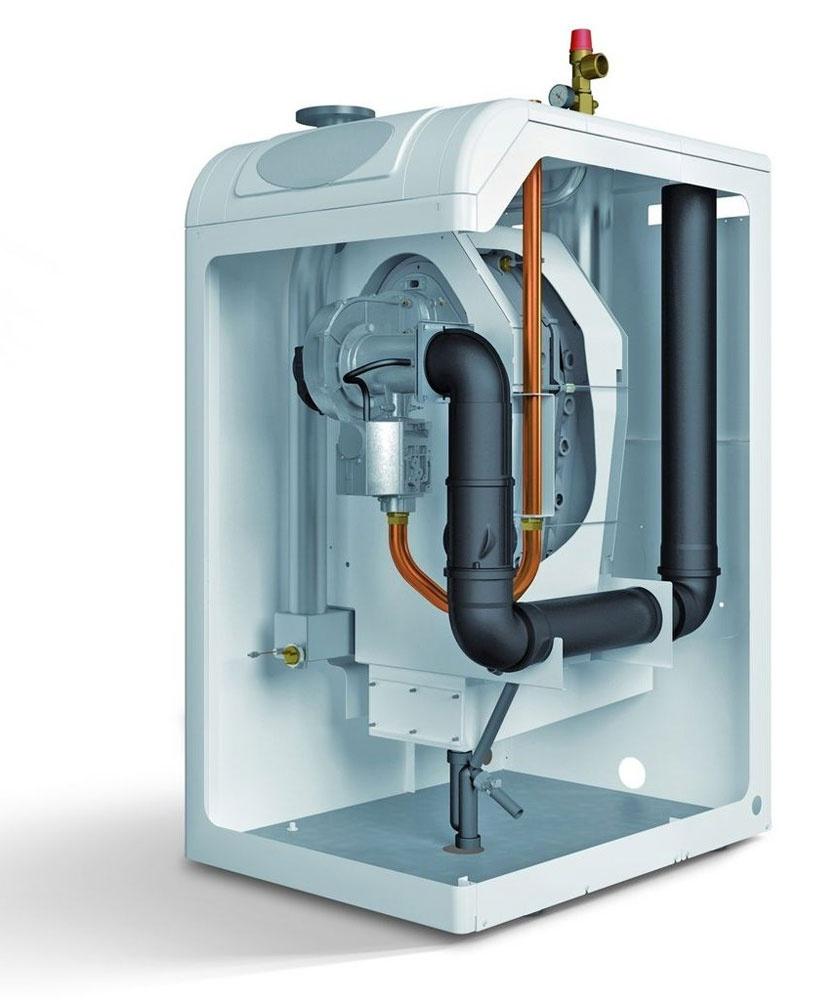 энергонезависимый газовый котел