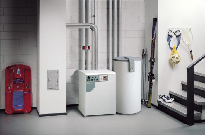 газовое нагревательное оборудование