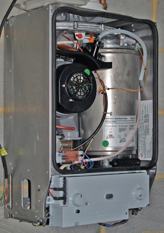 запуск нагревательного оборудования
