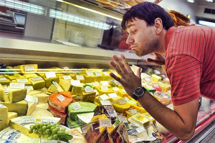 продукты питания и их цены