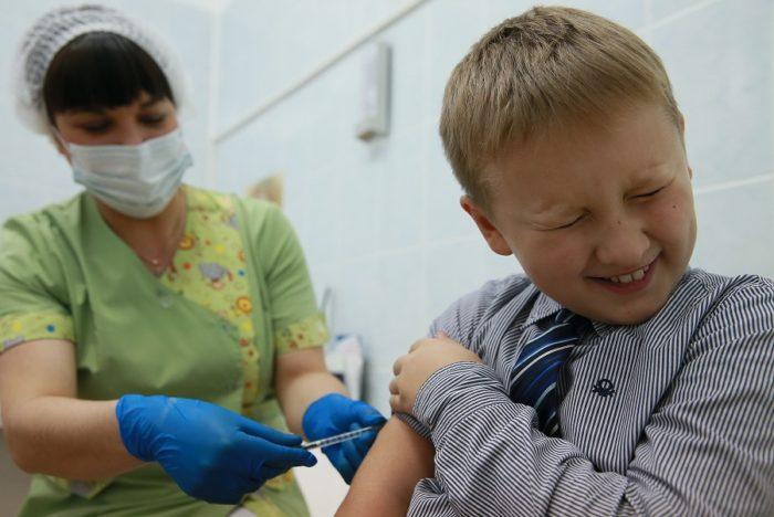 отказ от прививок