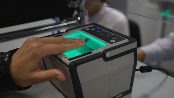 биометрия в банках