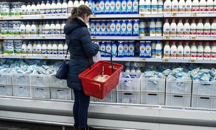 подорожание молочной продукции