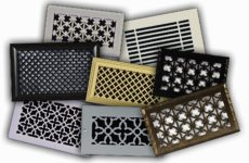 решетчатые элементы для систем вентиляции