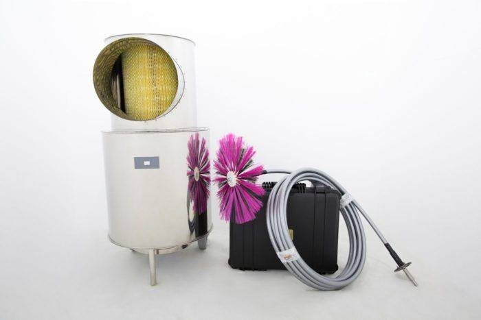 оборудование для очистки вентиляции