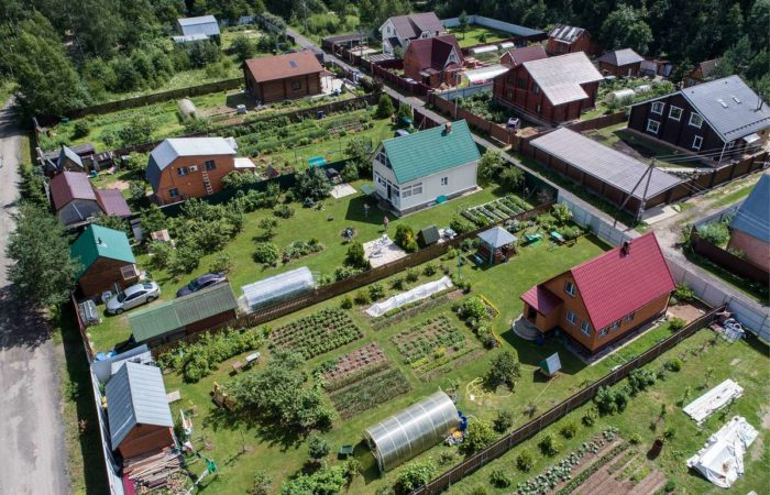 садовый и огородный участок