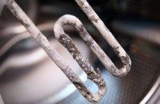 очистка машинки от накипи