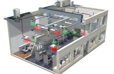центральная система кондиционирования дома