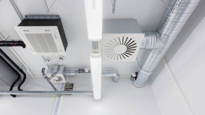 система кондиционирования в многоквартирных домах