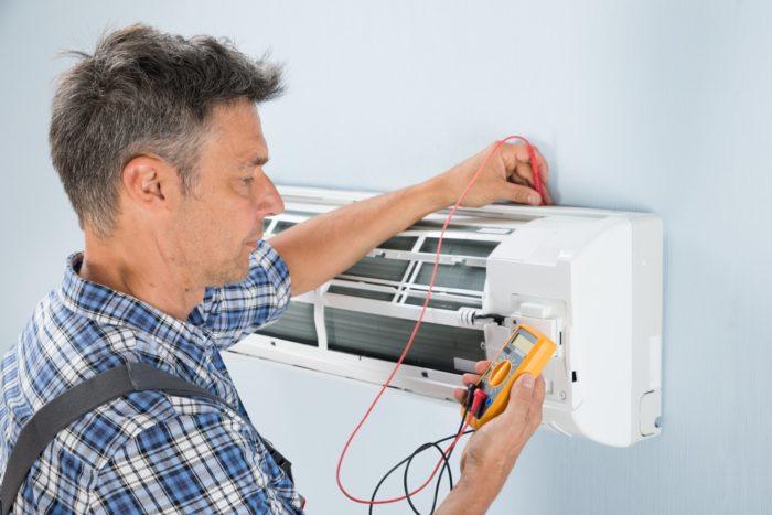 ремонт и обслуживание кондиционеров