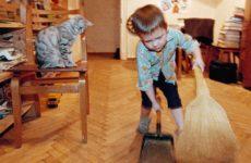 как наводить порядок в доме