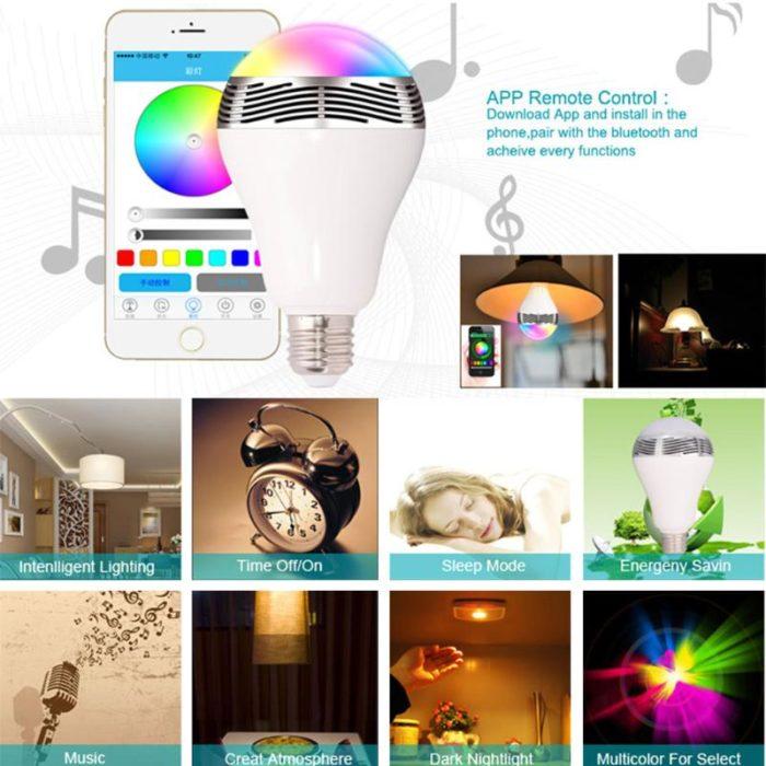 умные светодиодные лампы