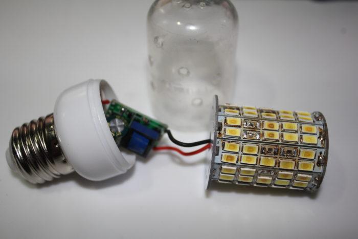почему перегарают светодиодные лампы