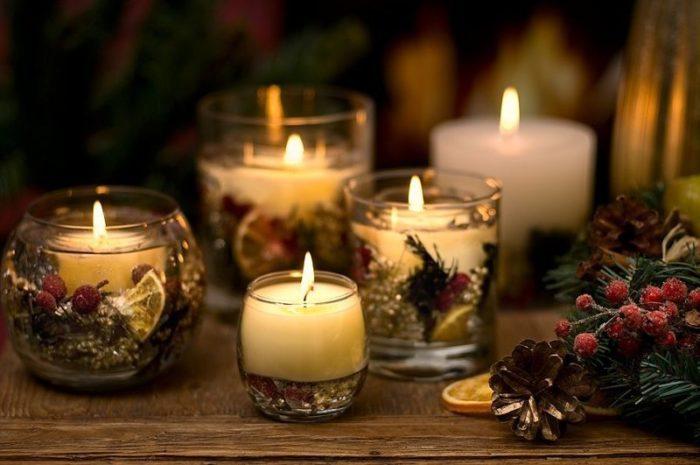 свечи для удачи в доме