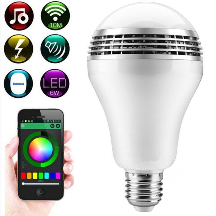 устройство умной лампочки