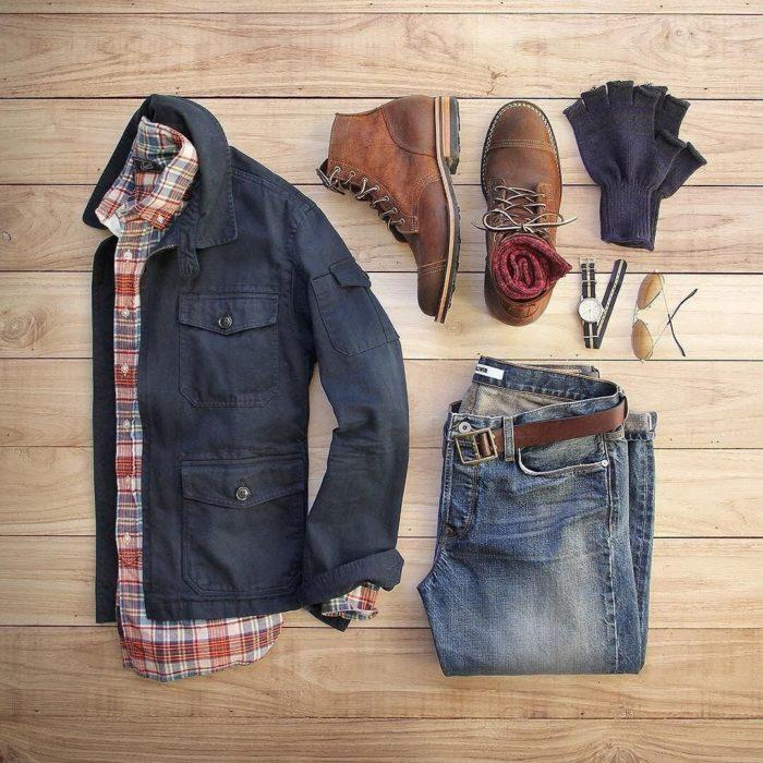 комплект одежды на первое время