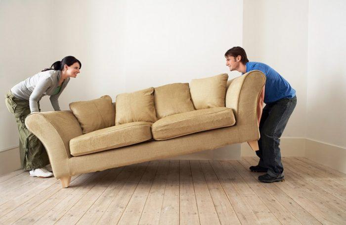 торопливость при выборе мебели