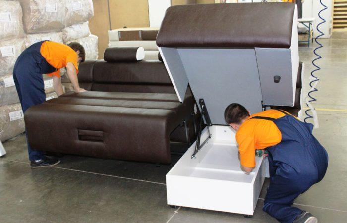 мастера по сборке мебели