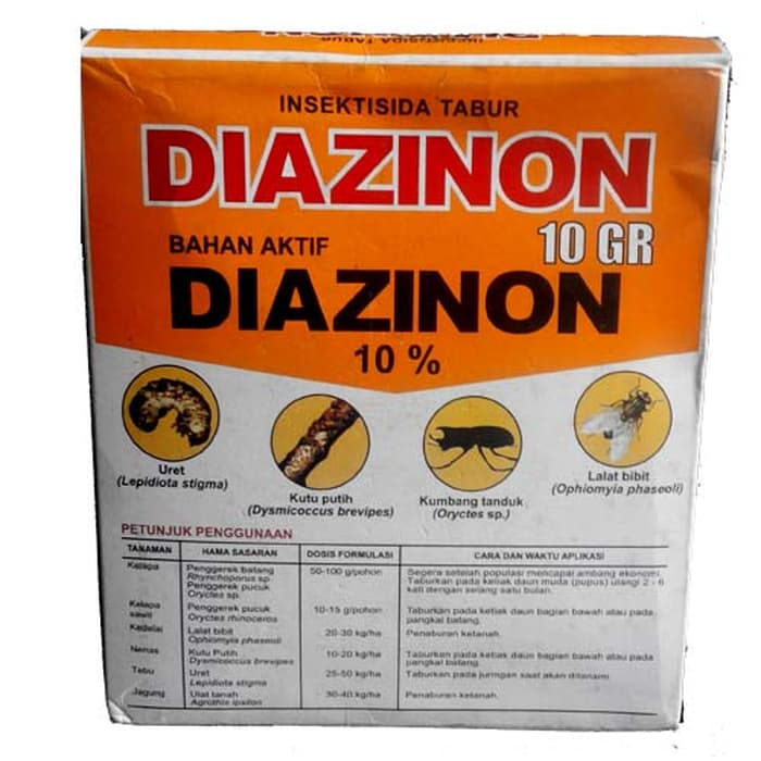 диазинон от муравьев