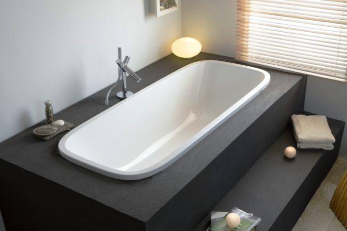 Подиумная конструкция для ванны