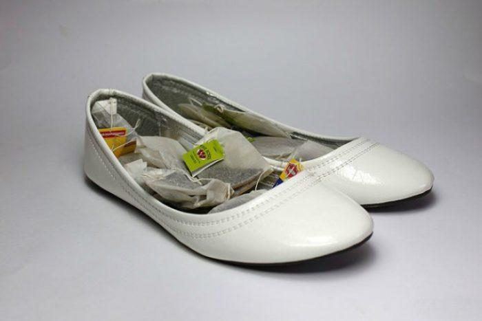 пакетики от запаха в обуви