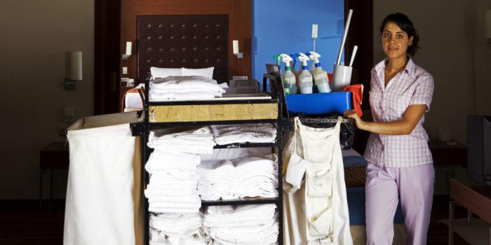секреты уборки от горничных