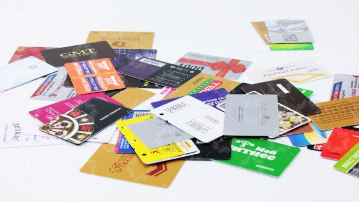 пластиковые карты в быту
