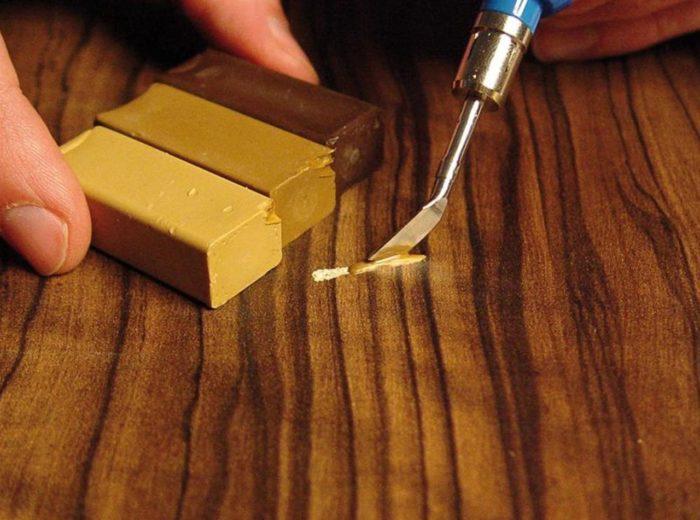 Мастика для ремонта линолеума