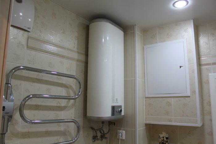 водонагреватель в квартиру