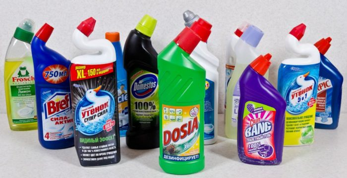 моющие средства для посуды