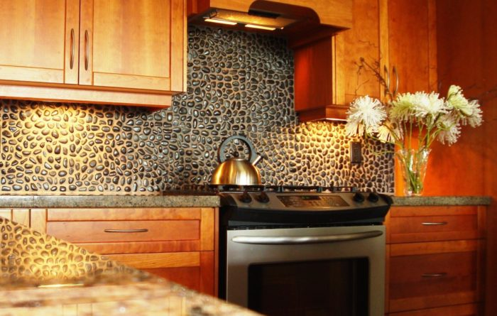 Материалы для отделки стен на кухне