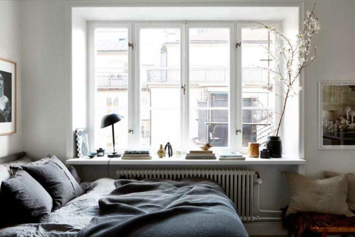 Почему в Швеции на окнах нет штор