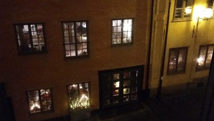 Окна в Швеции