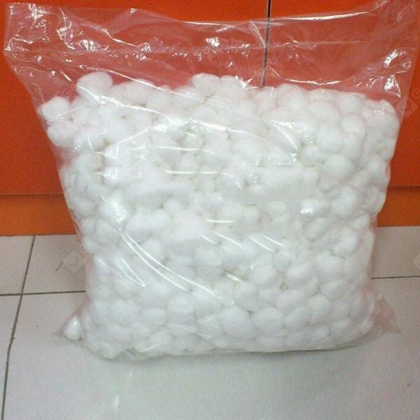 бумажные шарики для унитаза
