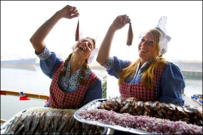 рыбный фестиваль в швеции