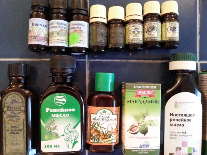 растительные масла для приготовления пива