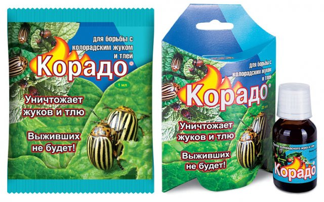 препарат против колорадского жука