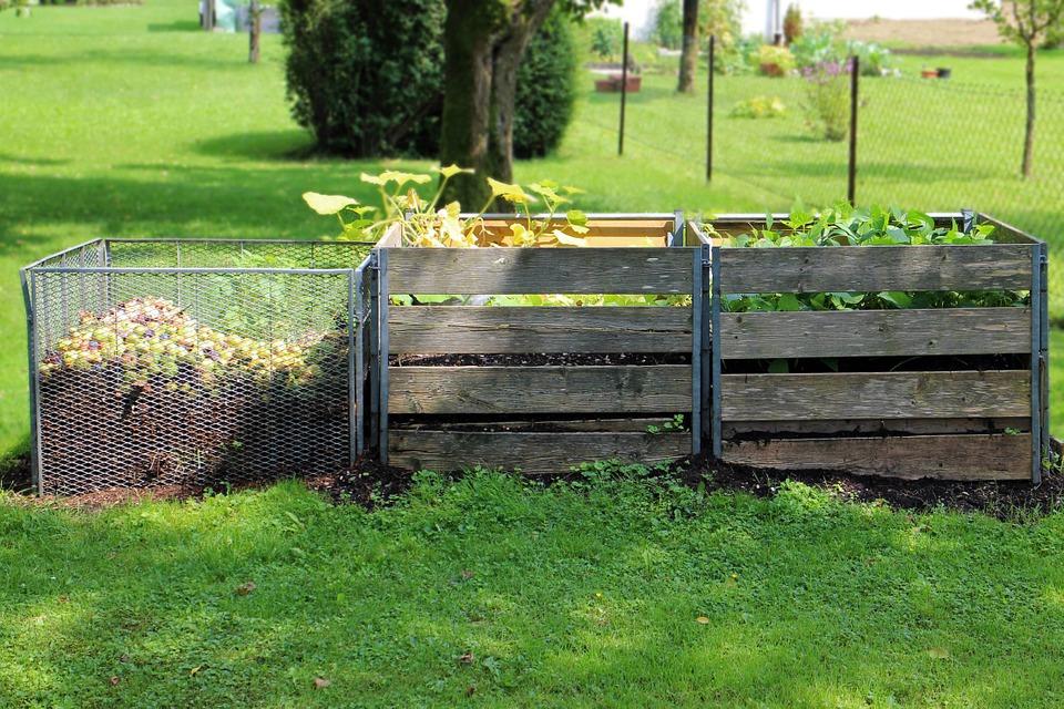 Как ускорить гниение компоста