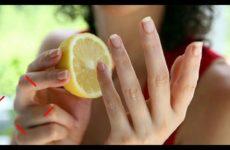 чистим руки после огорода