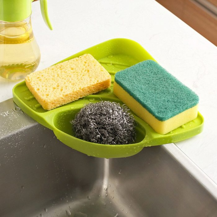 кухонная губка для посуды