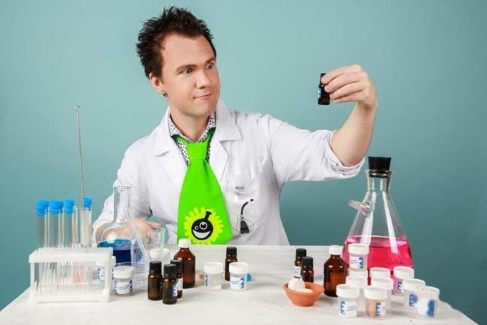 психотропные вещества и химикаты