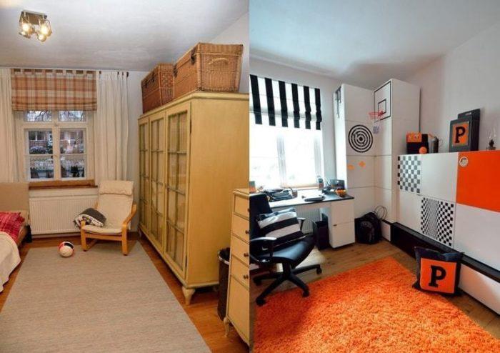 преображение мебели в квартире