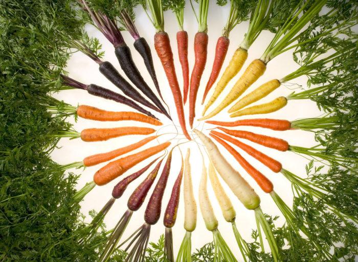 Как есть морковную ботву