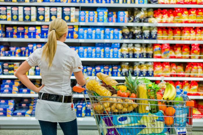 как выбрать продукты