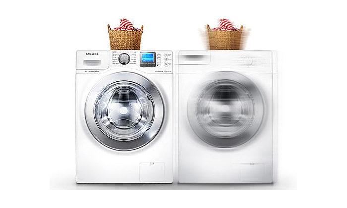 почему трясет стиральную машинку
