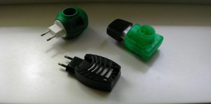 Электрические отпугиватели